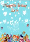 Personalised Winx Club Birthday Card (1)